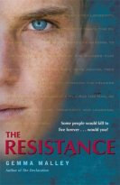 cover art of the resistance